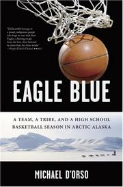 Cover of: Eagle Blue | Michael D