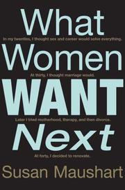 Cover of: What Women Want Next