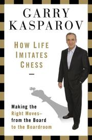 Cover of: How Life Imitates Chess