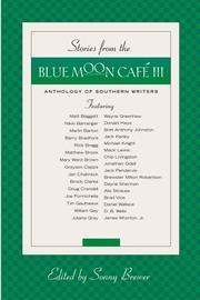 Cover of: Stories from the Blue Moon Cafe III | Sonny Brewer