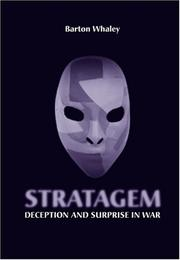 Stratagem by Barton Whaley
