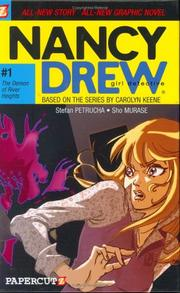 Cover of: The Demon of River Heights (Nancy Drew Graphic Novels: Girl Detective #1)