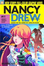Cover of: Monkey-Wrench Blues (Nancy Drew Graphic Novels: Girl Detective #11)