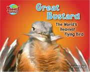 Cover of: Great Bustard | Kirsten Hall