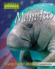 Florida Manatees by Meish Goldish