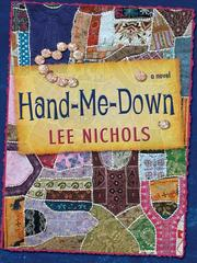 Cover of: Hand-me-down | Nichols, Lee