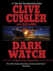 Cover of: Dark watch: A Novel of the Oregon Files (Oregon Files (Audio))