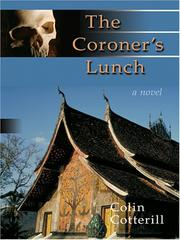 Cover of: The coroner