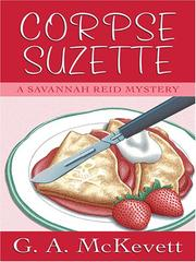 Cover of: Corpse Suzette | G. A. McKevett