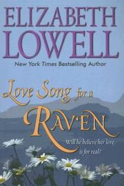 Cover of: Love Song for a Raven