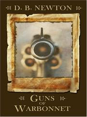 Cover of: Guns of Warbonnet