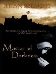 Cover of: Master of Darkness