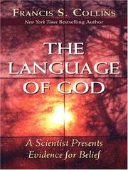 Cover of: The Language of God | Francis S. Collins