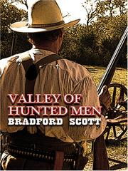 Cover of: Valley of Hunted Men
