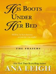 Cover of: His Boots Under Her Bed