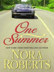 Cover of: One Summer (Wheeler Large Print Book Series) |