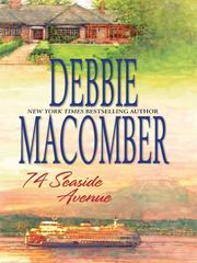 Cover of: 74 Seaside Avenue (Cedar Cove, Book7) |