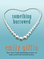 Cover of: Something borrowed