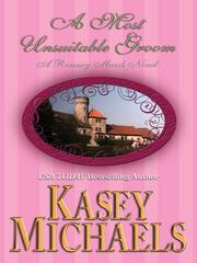 Cover of: A Most Unsuitable Groom