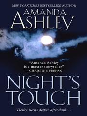 Cover of: Night's Touch