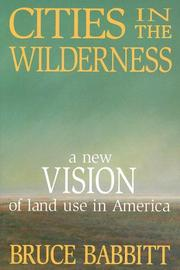 Cover of: Cities in the Wilderness
