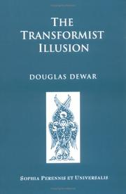 Cover of: The transformist illusion