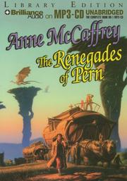 Cover of: Renegades of Pern, The (Dragonriders of Pern) | Anne McCaffrey