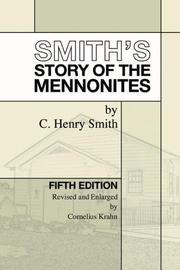 Cover of: Smith's Story of the Mennonites