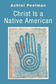 Cover of: Christ Is a Native American
