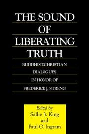 Cover of: The Sound of Liberating Truth |