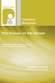 Cover of: The Power of the Cross | Graham Tomlin