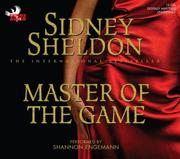 Master of the Game by Sidney Sheldon, Shannon Engemann
