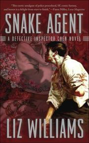 Cover of: Snake Agent | Liz Williams