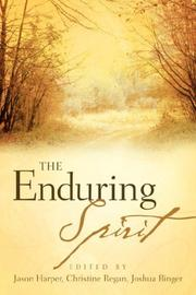 Cover of: The Enduring Spirit |