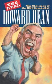 Cover of: The Real Howard Dean | www.TownForumPress.com