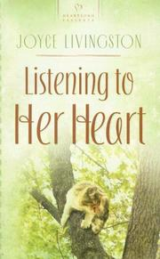 Cover of: Listening to Her Heart (Heartsong Presents #705)