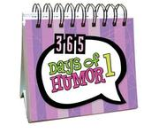 Cover of: 365 Days of Humor 1