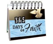 Cover of: 365 Days of Faith | Barbour Publishing