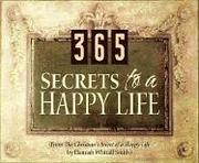 Cover of: 365 Secrets of Beauty (365 Days Perpetual Calendars)