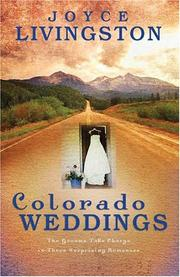 Cover of: Colorado weddings