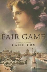 Cover of: Fair Game (A Fair to Remember Series #2)