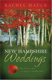 Cover of: New Hampshire Weddings