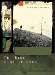Cover of: BIBLE PROMISE BOOK FOR MEN - NLV GIFT ED (Bible Promise Books)