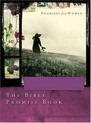 Cover of: BIBLE PROMISE BOOK FOR WOMEN NLV GIFT ED (Bible Promise Books)