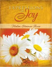 Cover of: EXPRESSIONS OF JOY