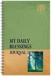 Daily Blessings Journal (Keynotes)