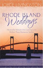 Cover of: Rhode Island Weddings