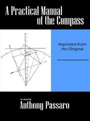 Cover of: A practical manual of the compass