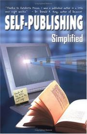 Cover of: Self-Publishing Simplified | OutskirtsPress.com