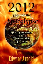 Cover of: 2012 - Year of the Apocalypse